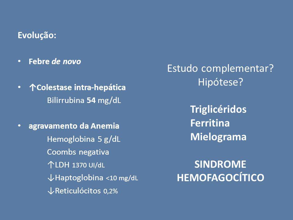SINDROME HEMOFAGOCÍTICO
