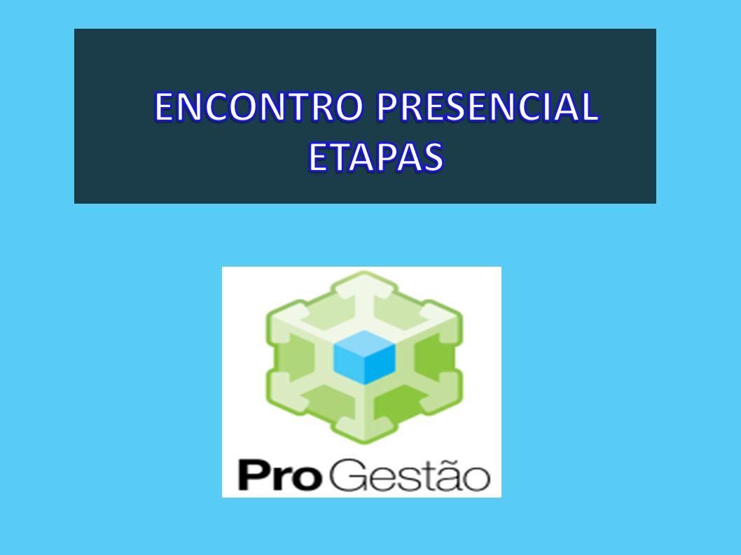 ENCONTRO PRESENCIAL ETAPAS