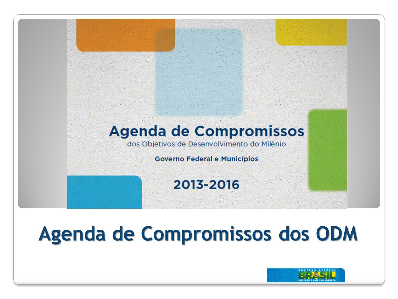 Agenda de Compromissos dos ODM