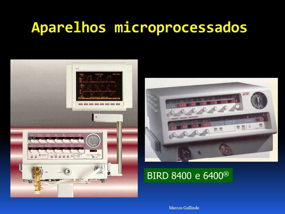 Aparelhos microprocessados