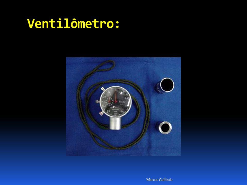 Ventilômetro: Marcos Gallindo