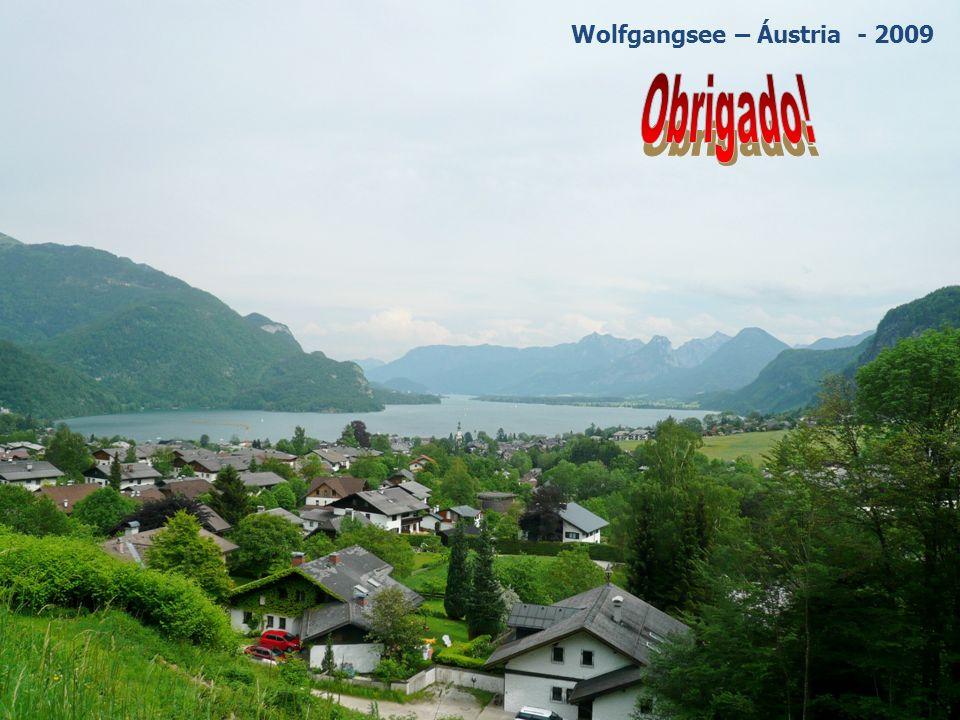 Wolfgangsee – Áustria - 2009