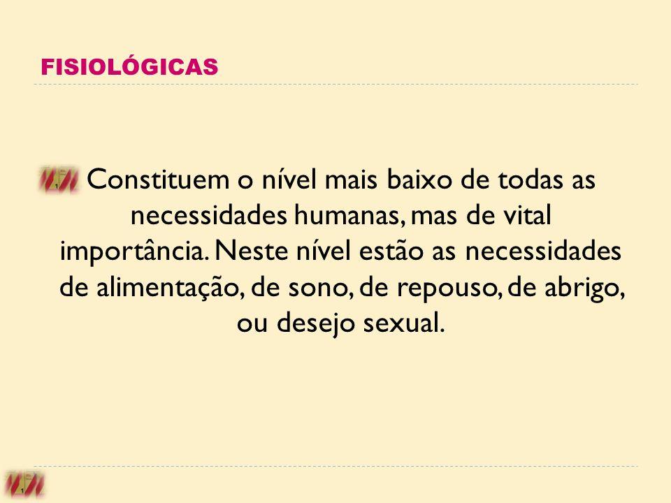 FISIOLÓGICAS