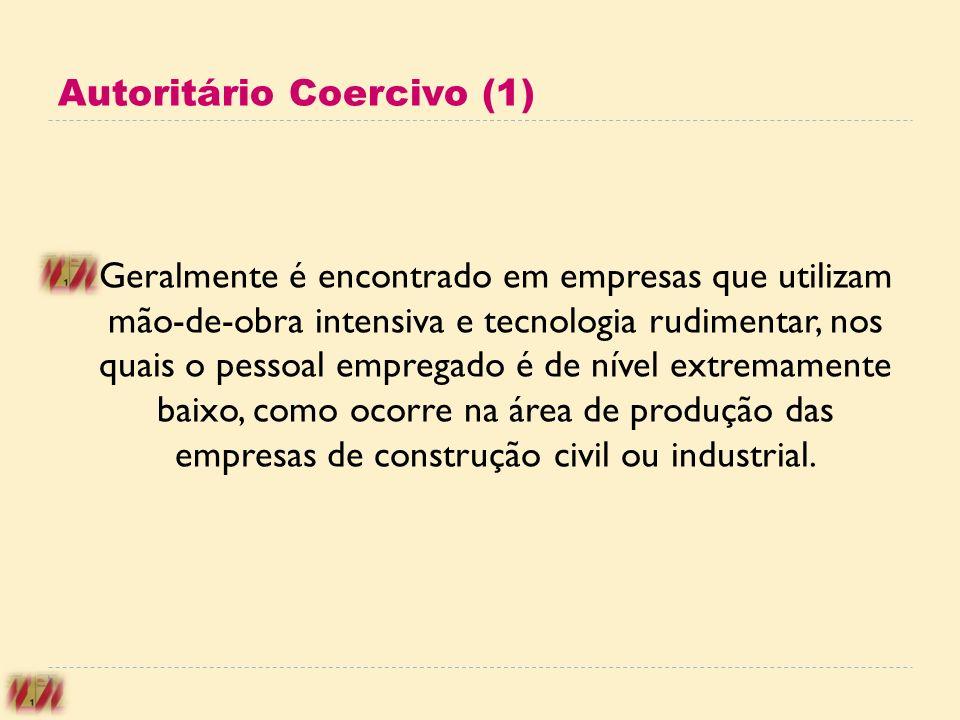Autoritário Coercivo (1)