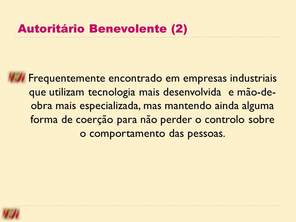 Autoritário Benevolente (2)