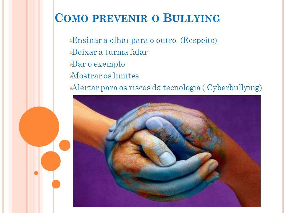 Como prevenir o Bullying
