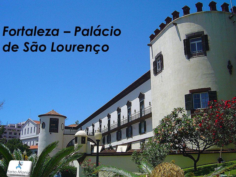 Fortaleza – Palácio de São Lourenço