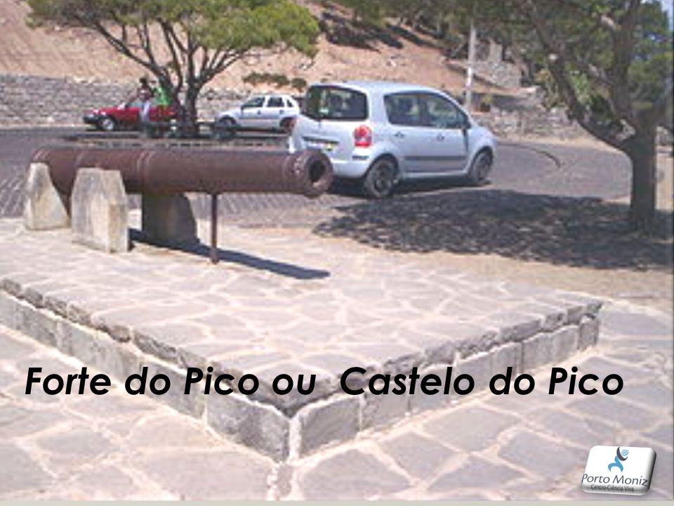 Forte do Pico ou Castelo do Pico