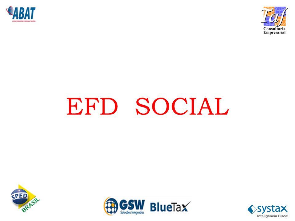EFD SOCIAL