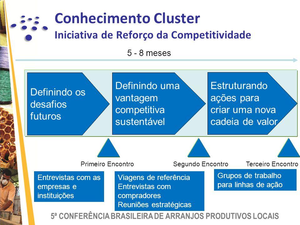 Conhecimento Cluster Iniciativa de Reforço da Competitividade
