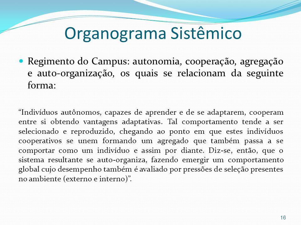 Organograma Sistêmico