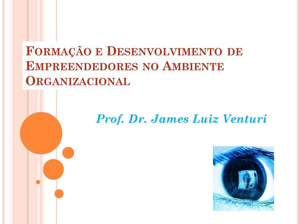 Prof. Dr. James Luiz Venturi