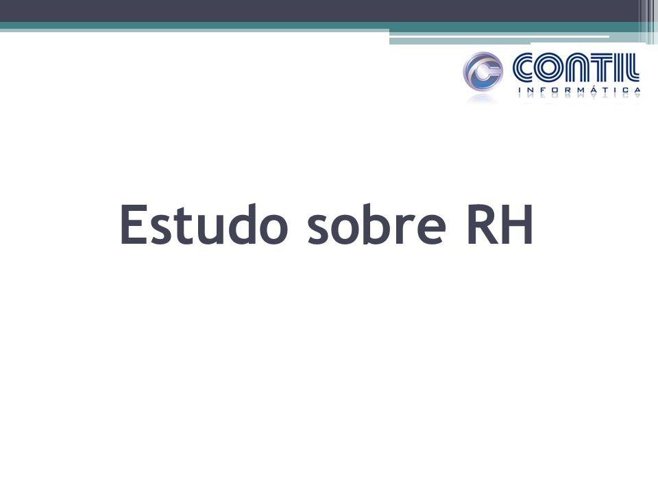 Estudo sobre RH