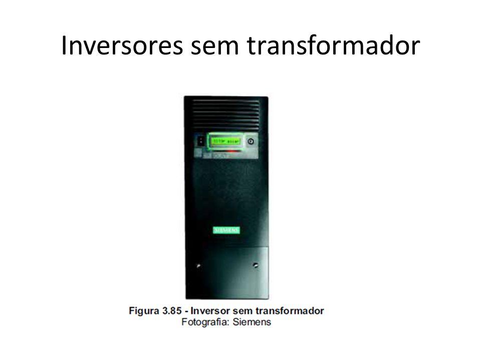 Inversores sem transformador
