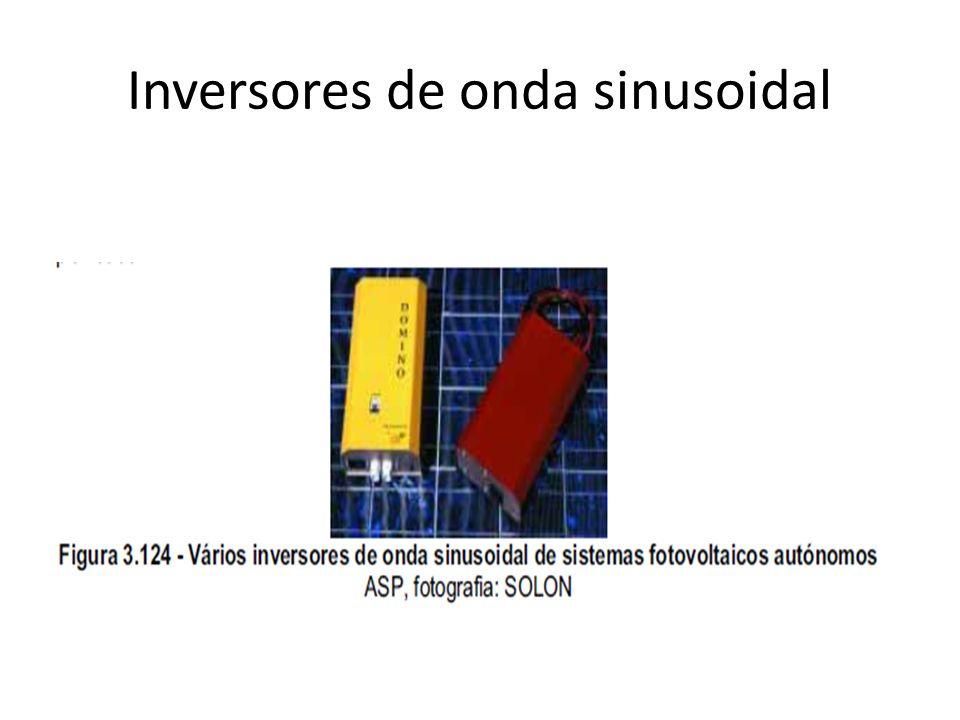 Inversores de onda sinusoidal