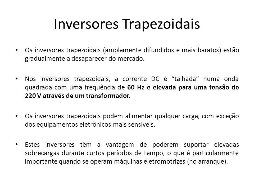 Inversores Trapezoidais