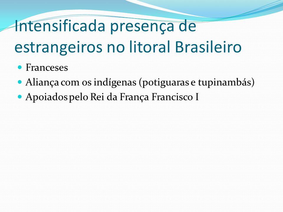 Intensificada presença de estrangeiros no litoral Brasileiro