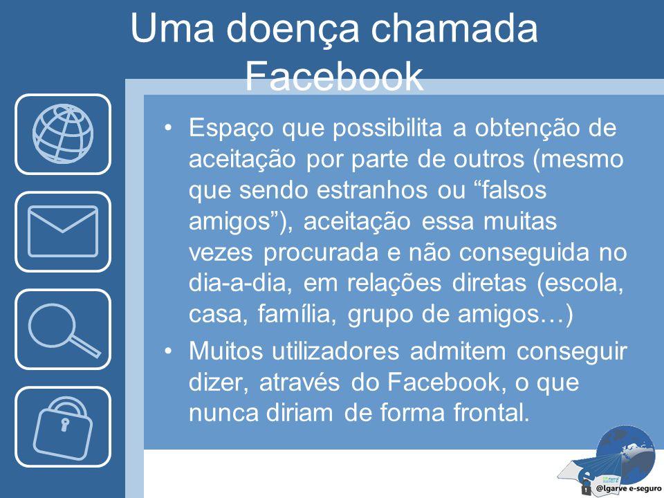 Uma doença chamada Facebook