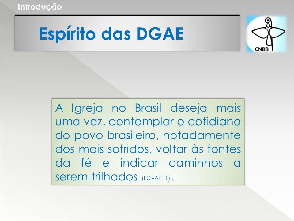 Introdução Espírito das DGAE.