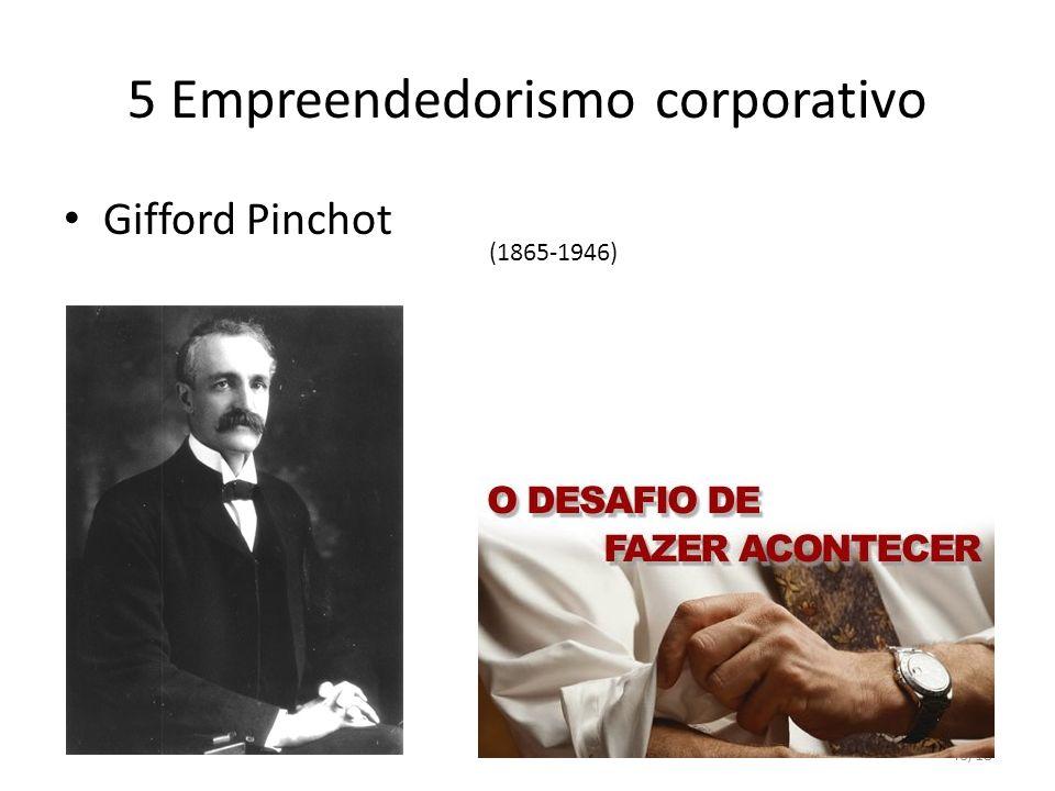 5 Empreendedorismo corporativo