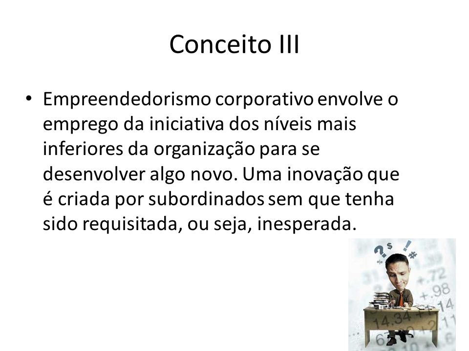 Conceito III