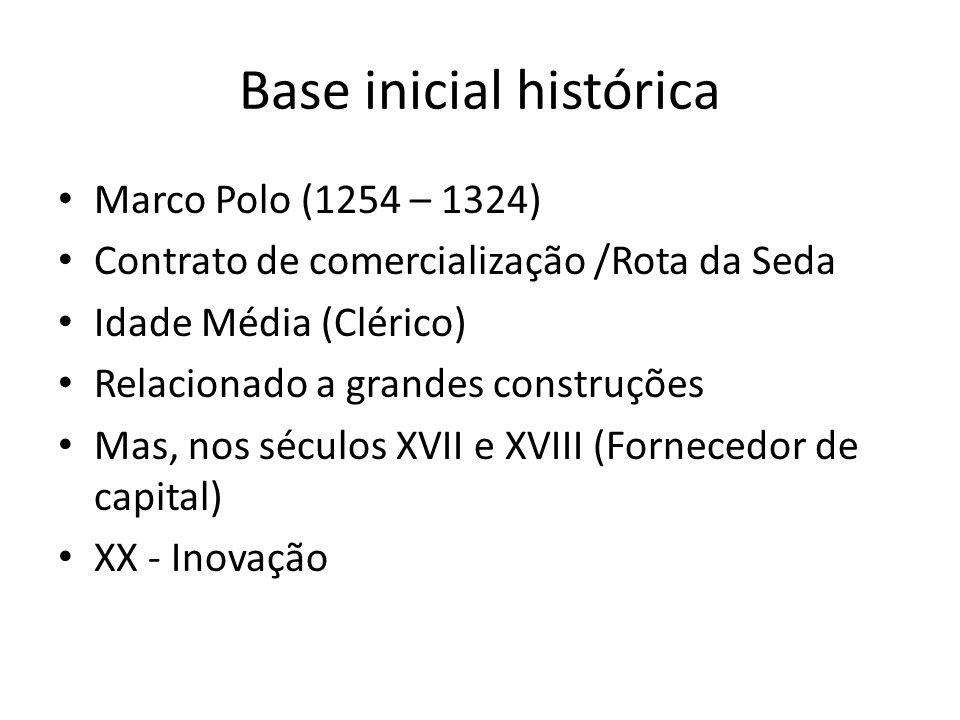 Base inicial histórica