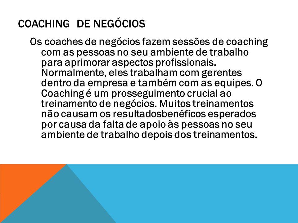 Coaching de Negócios