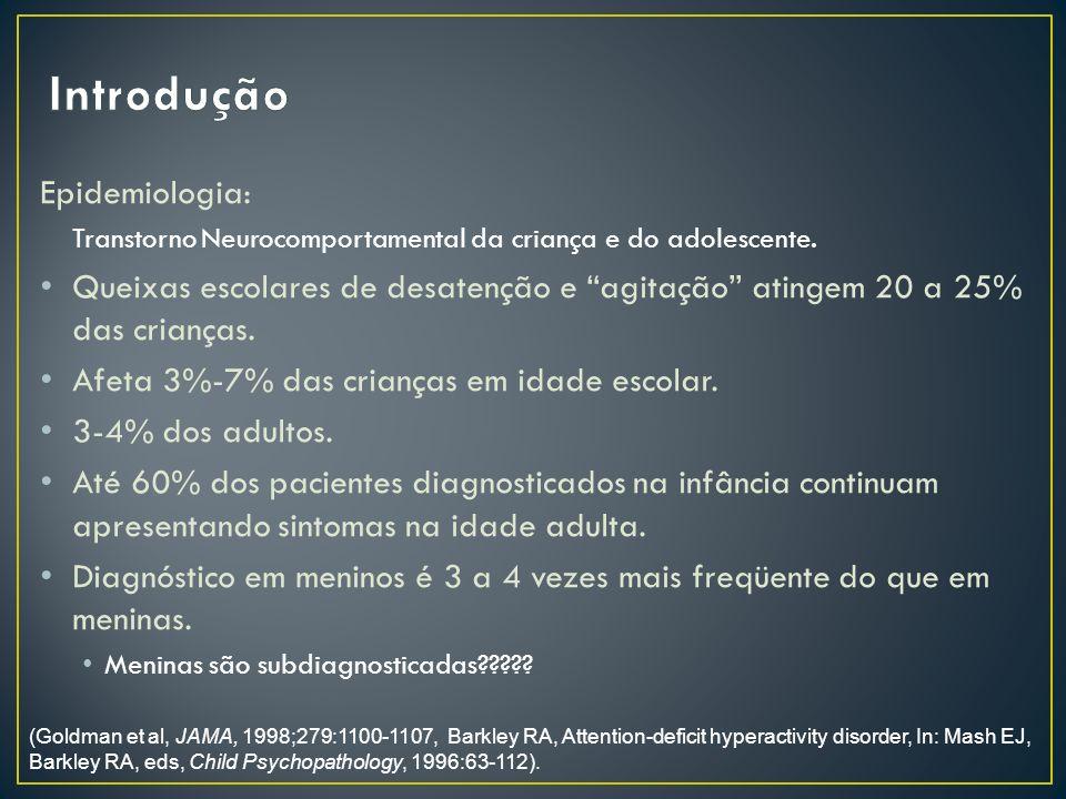 Introdução Epidemiologia: