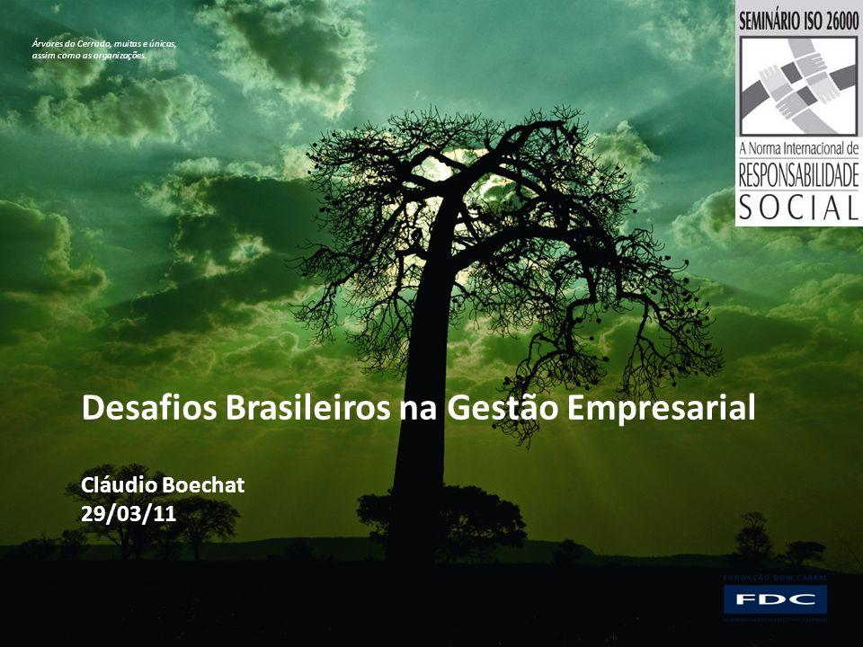 Desafios Brasileiros na Gestão Empresarial
