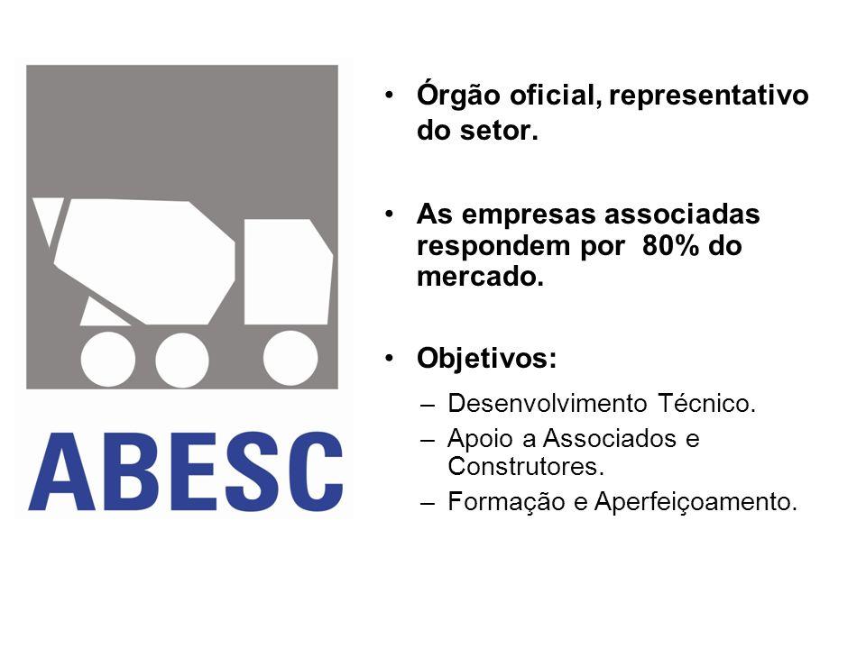 Órgão oficial, representativo do setor.