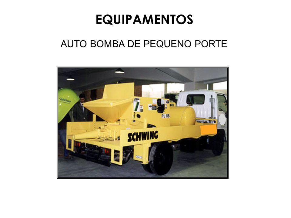 AUTO BOMBA DE PEQUENO PORTE