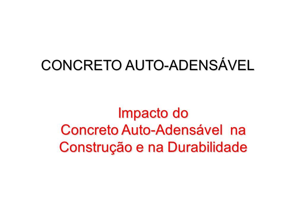 Impacto do Concreto Auto-Adensável na Construção e na Durabilidade