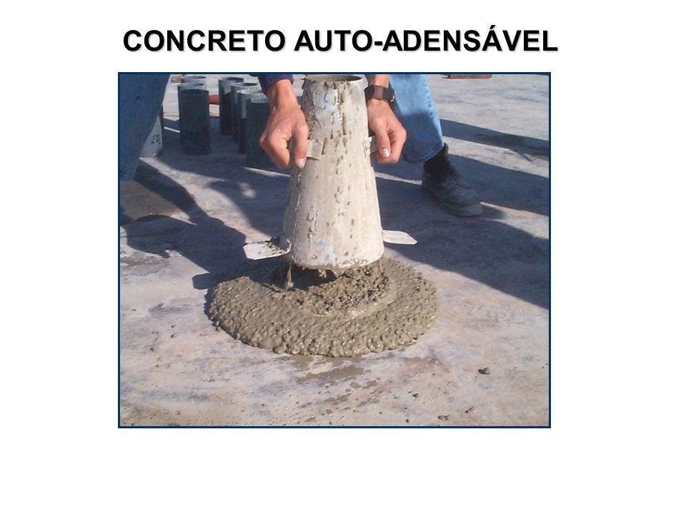CONCRETO AUTO-ADENSÁVEL