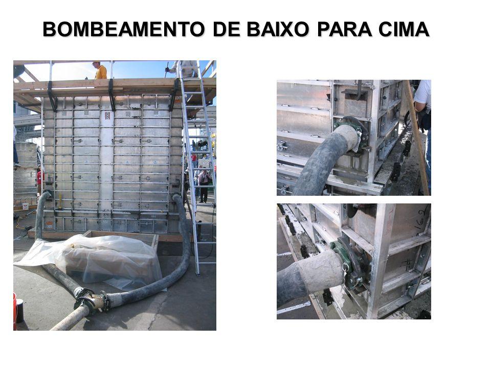 BOMBEAMENTO DE BAIXO PARA CIMA