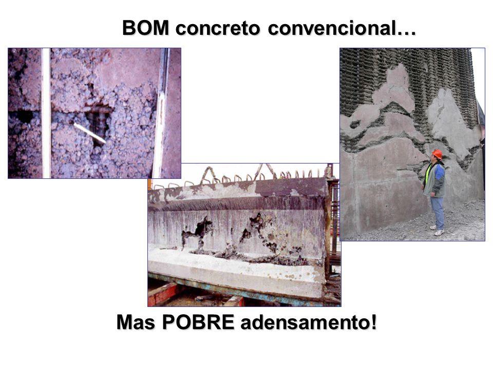 BOM concreto convencional…