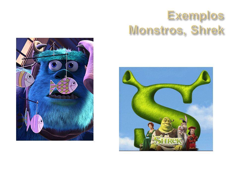 Exemplos Monstros, Shrek