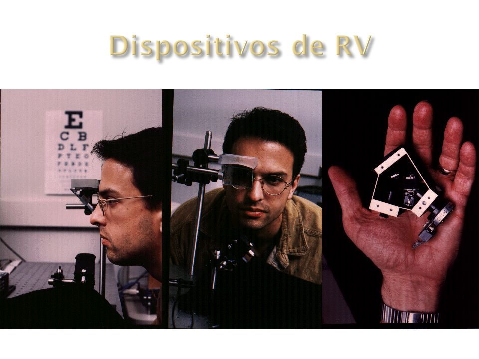Dispositivos de RV