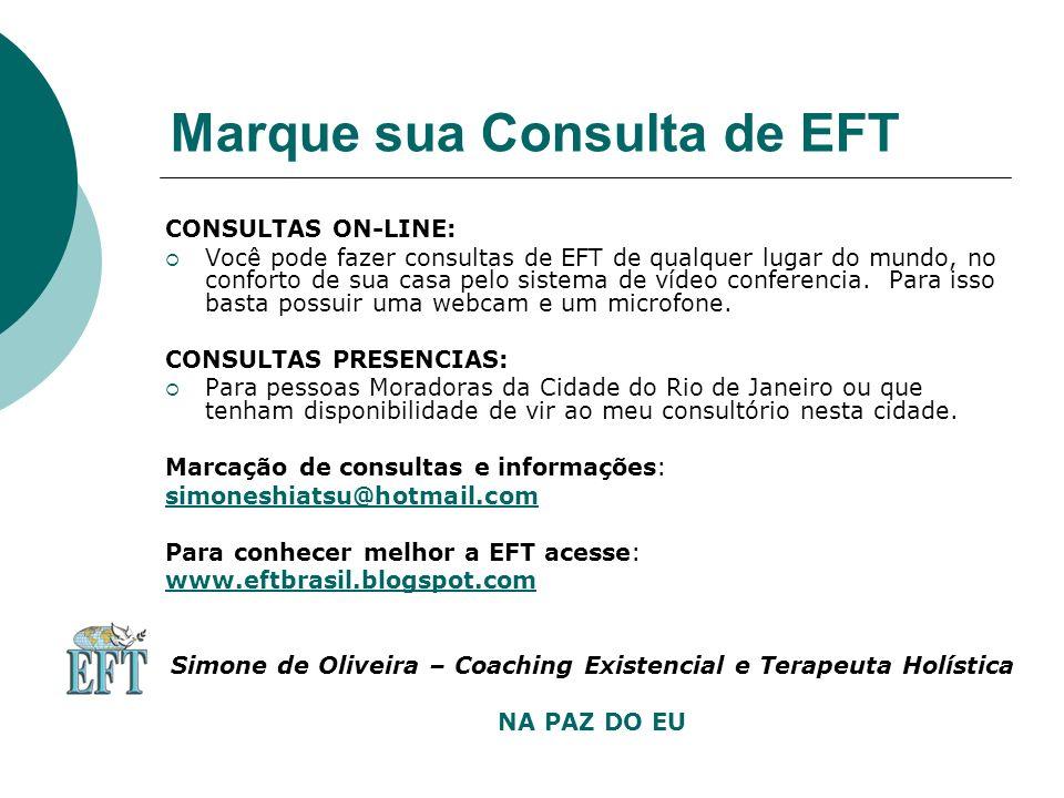 Marque sua Consulta de EFT