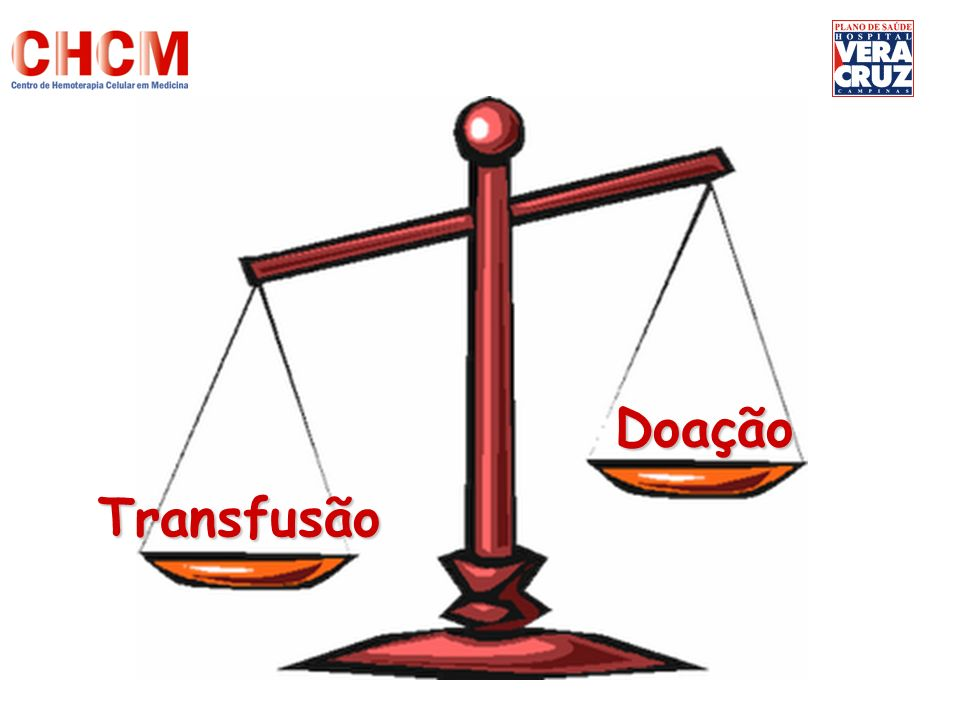 Doação Transfusão