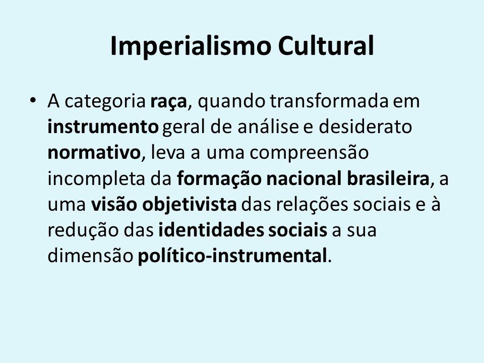 Imperialismo Cultural