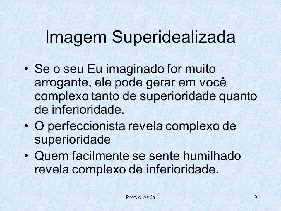 Imagem Superidealizada