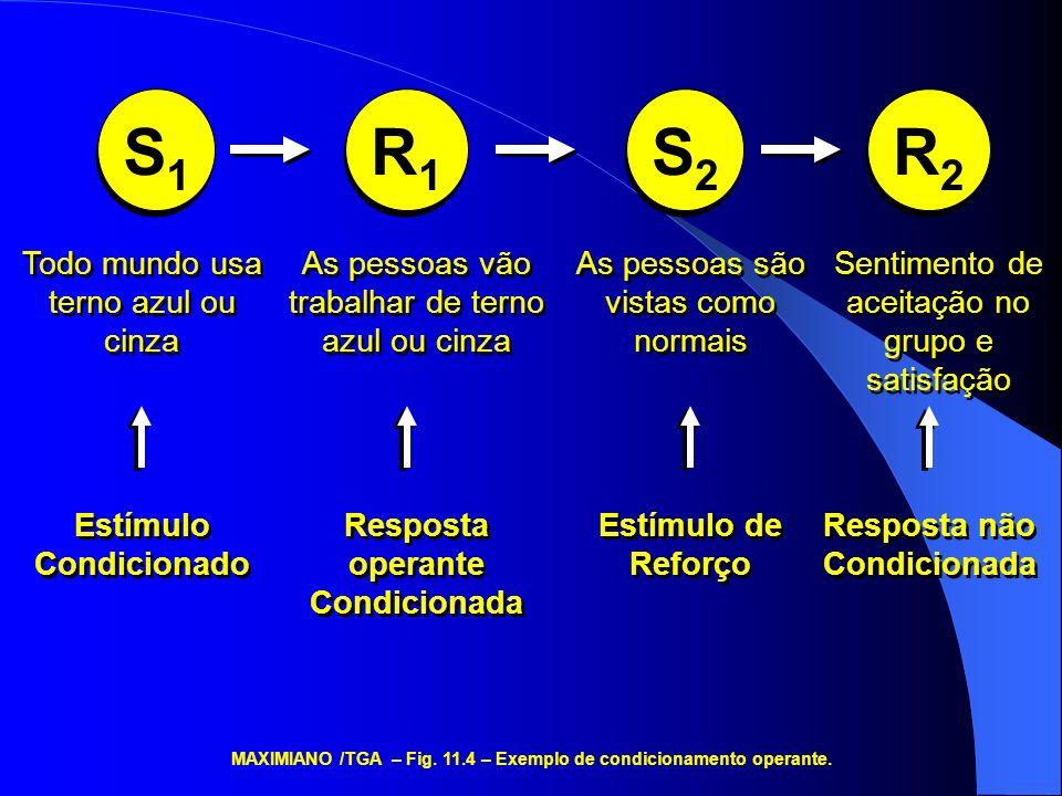 S1 R1 S2 R2 Todo mundo usa terno azul ou cinza