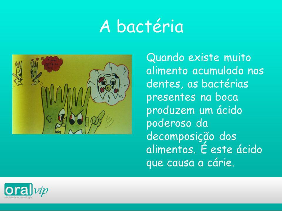 A bactéria