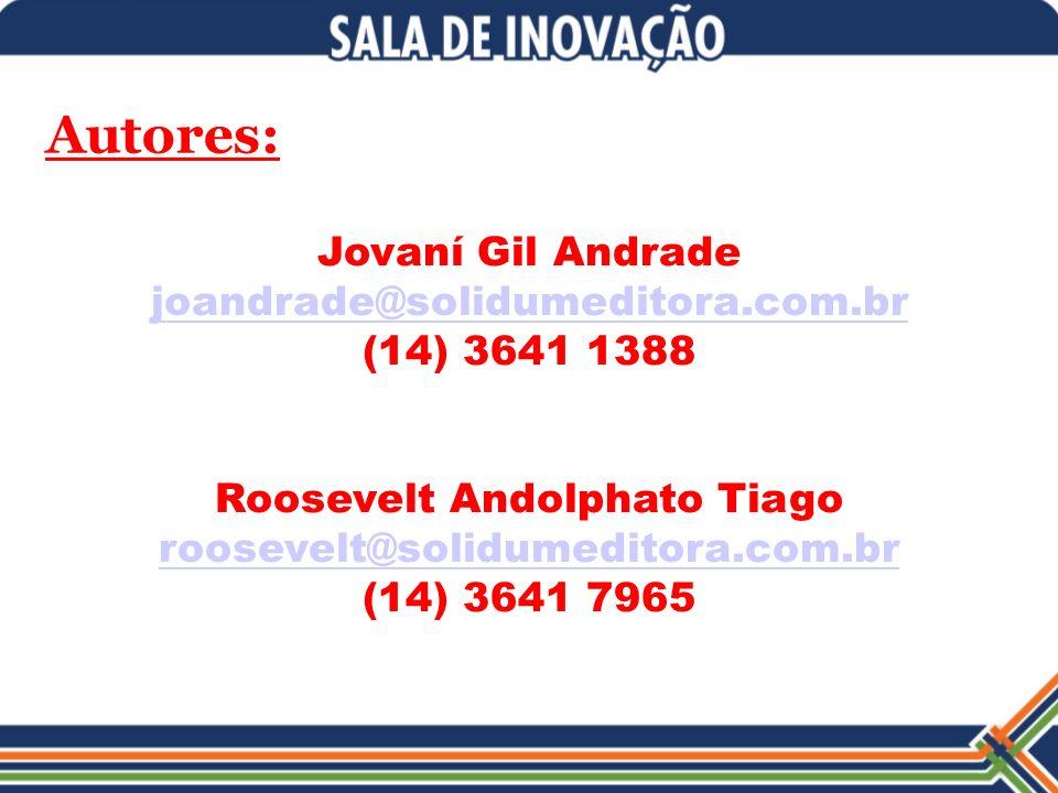 Roosevelt Andolphato Tiago