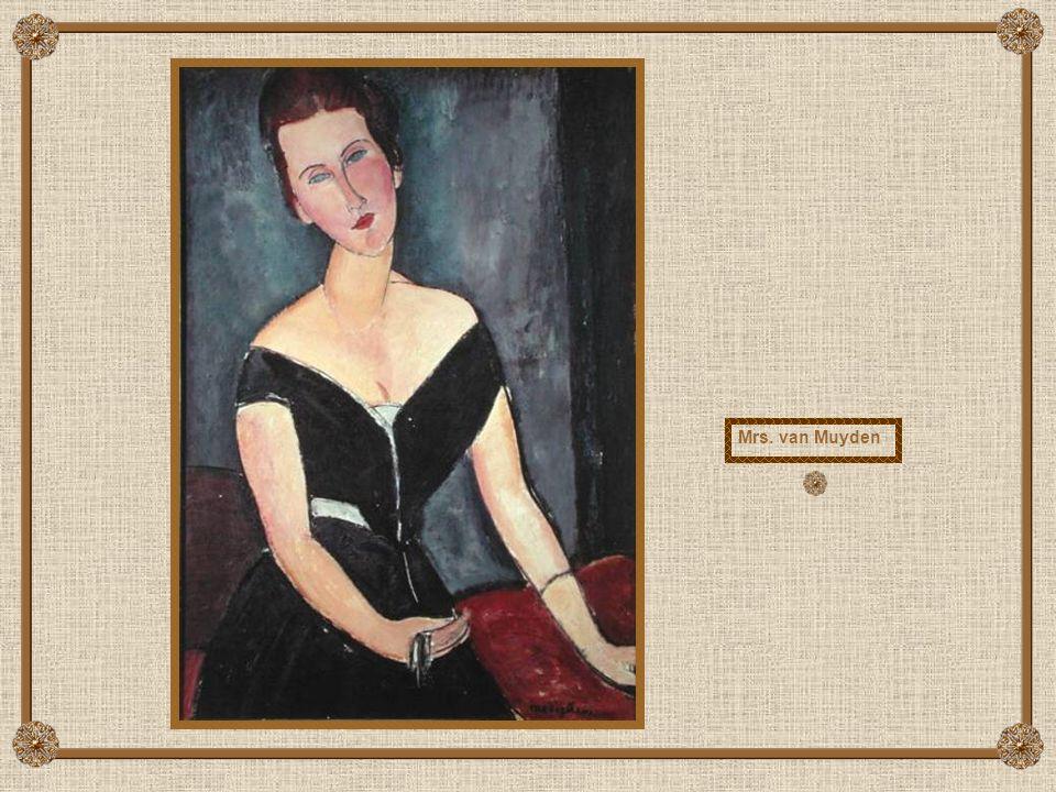 Mrs. van Muyden
