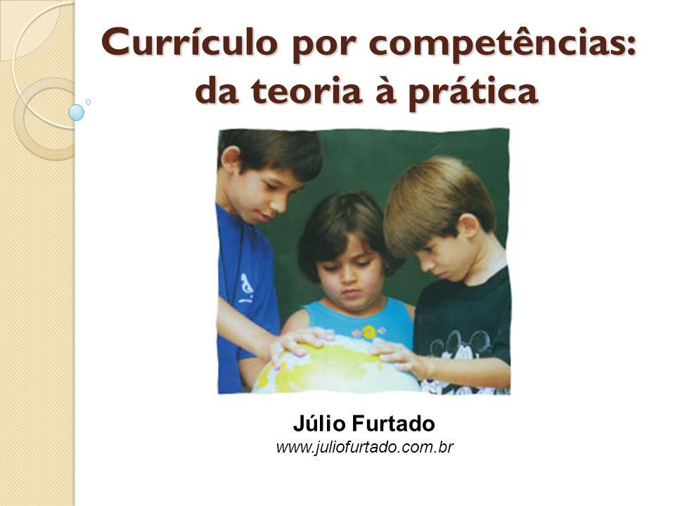 Currículo por competências: da teoria à prática