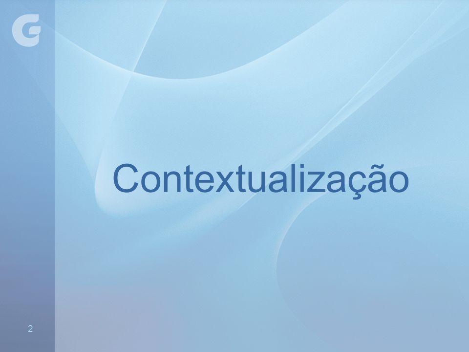 Contextualização - Motivação da mudança - CONECE 2012