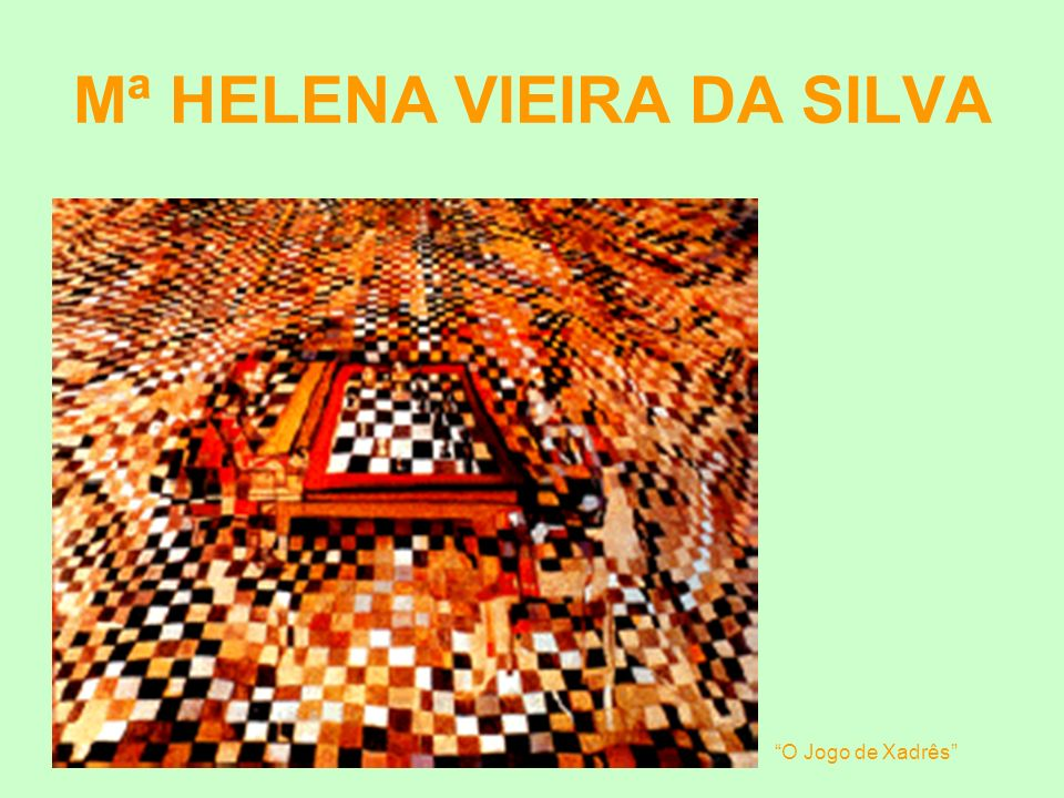 Mª HELENA VIEIRA DA SILVA