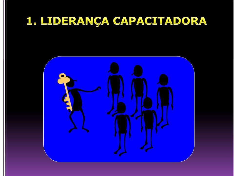 1. LIDERANÇA CAPACITADORA