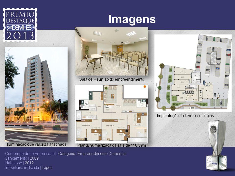 Imagens Sala de Reunião do empreendimento